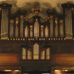 historische Oestreich-Orgel